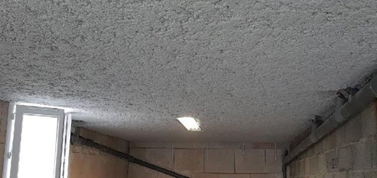 isolation plafond bas